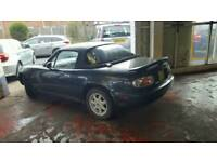 Spares or repairs Mazda Eunos mx5
