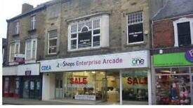 Shops TO LET Bishop Auckland