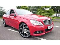 MERCEDES C220 CDI SE BULEEFFICIENC DIESEL 2012 LIKE NEW