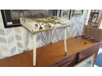 Blindcraft Vintage Dressing Table Stool