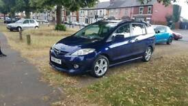 Mazda 5 7 seats 1 owner from new.PX