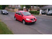 VW FOX URBAN 5 SPEED 3 DOOR