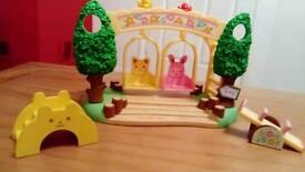 Sylvanian Families Primrose Nursery Playground