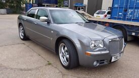 Private Reg Plates, Chrysler 300C 3.0CRD V6 auto Limited Edition + 2 sets of Alloys: Winter + summer