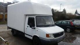 Ldv convoy box van starts and drives without any problem but no mot