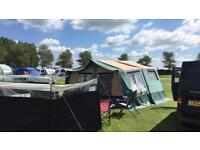 8 berth Trailer tent for sale**