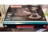 makita 18 v cordless hammer drill driver