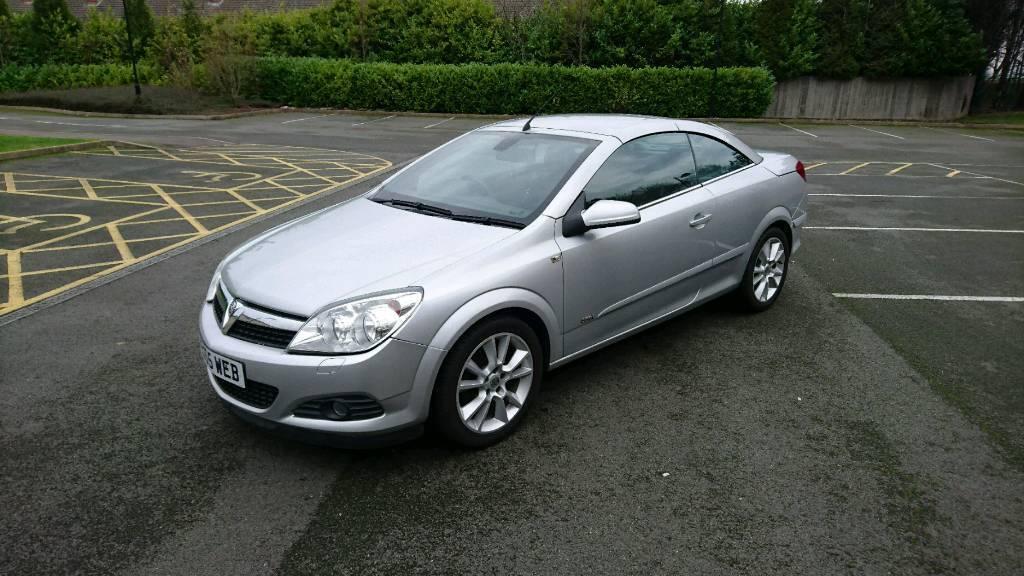 Vauxhall astra twintop 1.8 design