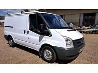 Finance - £95 Per Month -Ford Transit 2.2 85 - 300 - 1 Owner-Ex BT- FSH - 1 Year MOT - Free Warranty