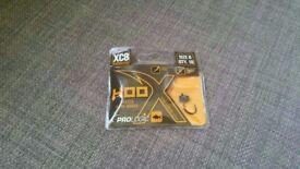 Prologic XC8 Hoox Coated CC83 Carbon Steel Carp Fishing Hooks Size 8