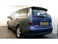 2007 | Mitsubishi Grandis | 2.0 Diesel | Leather | Folding Mirr| Sun and Moon Roof | 7 Seater MPV