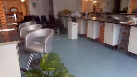Beautician, Stylish, Barber, Makeup, Nail Technician Chairs to Let in Hair and Beauty Salon