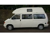 VW T4 - 4 Berth Camper Van - 1993 Westfalia California Club High Top