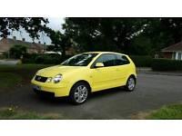 Volkswagen polo 12 months mot low mileage new clutch