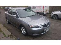 Mazda 3, 1.6 petrol, 2005 reg
