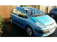 Citroen Picasso long MOT