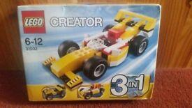 Lego Creator: Super Racer Set *NEW*