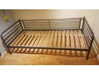 Single bed frame ( ikea )