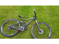 Stolen Cube Stereo 120 HPA Pro 29 2015 Bike MTB Full Suspension