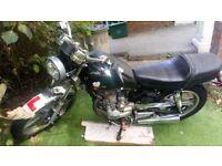 Huoniao hn125-8 125cc motorbike