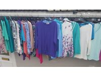 Job lot womens clothing 38 items some with tags