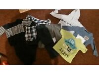 6-9 months boys bundle clothes