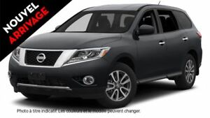 2013 Nissan Pathfinder PLATINUM AWD CUIR MAGS 20P NAV  A VENIR