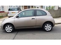 NISSAN MICRA Acenta 2009 1.2 AUTOMATIC, AC, LOW MILAGE 8K LIKE A NEW ONE!!!