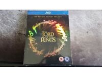 The Lord of the Rings: The Motion Picture Trilogy *Unopened*