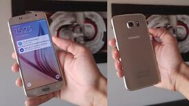 Samsung galaxy s6 gold