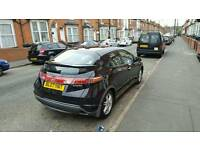 honda civic 1.4 petrol BLACK