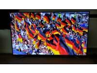 "Hisense he65k5510uwts 65"" smart freeview freeplay 4k ultra hd led tv"