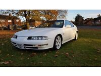 Honda Prelude 2.2 Si-VTEC VTi H22a LSD BB4 Lightweight Edition Spoon Chipped