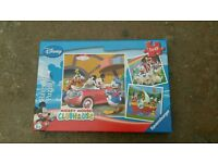 Mickey mouse puzzles