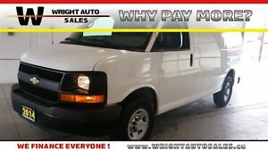 2014 Chevrolet Express 107,858 KMS|