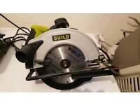 guild 185mm circular saw