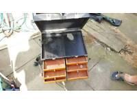 Custom seat box