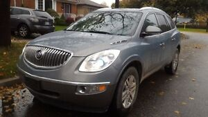 2008 Buick Enclave CX, New engine with 82 km