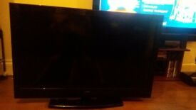 42 in lcd luxor telly, freeview and remote