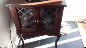 Side cabinet Mahogany