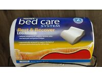 Harley Leg Raiser bed care system - NEW - for back pain, oedema, circulation, swelling, posture