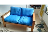 2 seater sofa in good used condition