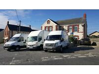 Man and Van, House moves, Courier Service