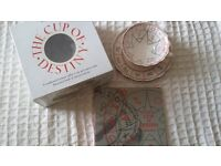 Cup of Destiny (Spiritual / Fortune Telling / Psychic / Reading Tea Leaves) New In Box!