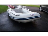 Sunsport inflatable boat/dinghy