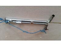 Punch bag roof bracket -