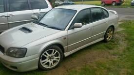 Subaru legacy b4 rsk spares/repair