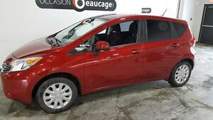 2014 Nissan Versa Note SV, air climatisé, vitres électriques