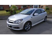 2009 Vauxhall ASTRA 1.9 CDTi SRi (150bhp) -- 106k!, FULL S.H, T.BELT DONE and A LOT OF MONEY IN CAR