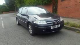 Renault megane 1.5dci £30tax cheap